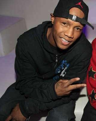 Zab Judah at PURE Nightclub