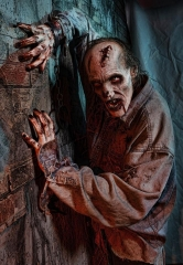 """Fright Dome at Circus Circus Celebrating 13th Anniversary with New Interactive Maze and World Premiere of """"Friday the 13th 4-D: A Deadly 4-D Experience"""""""