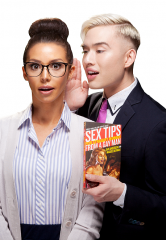 """Sex Tips for Straight Women from a Gay Man"" Announces Scheana Shay and Chester Lockhart as New Stars of the Las Vegas Production at Paris Las Vegas"