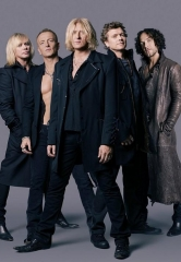Def Leppard North American Tour with Poison and Tesla Coming to MGM Grand Garden Arena Saturday, June 17