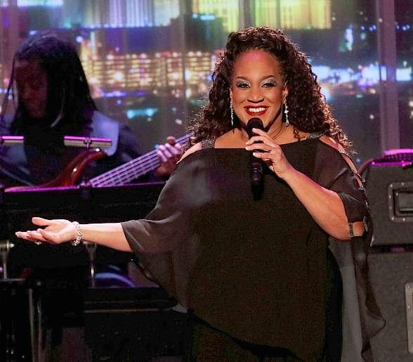 "Las Vegas' 'First Lady of Jazz' Michelle Johnson Presents ""Salute to the Great Singer-Songwriters"" August 9"