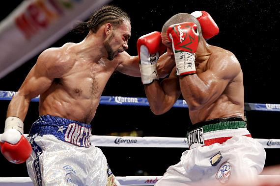 Keith Thurman vs Leonard Bundu