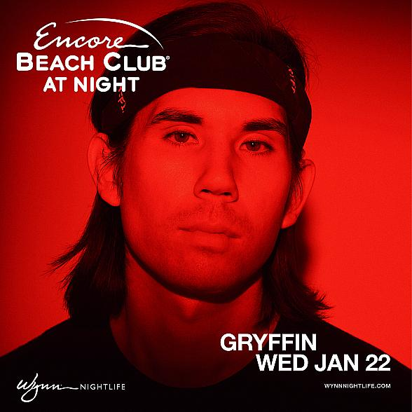 Wynn Nightlife and Gryffin Partner for Exclusive Residency