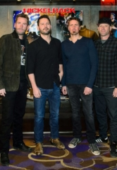 "Nickelback Rocks into Las Vegas with ""Feed the Machine"" Residency at The Joint at Hard Rock Hotel Las Vegas"