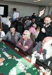 Las Vegas-Based Folded Flag Foundation Raises More Than $55K at the 'Above the Fold' Event at The Andaz West Hollywood