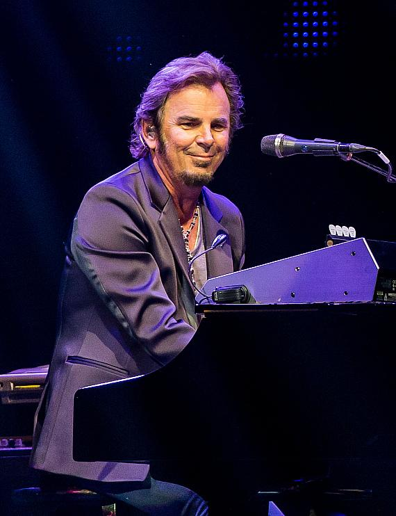 Jonathan Cain of Journey