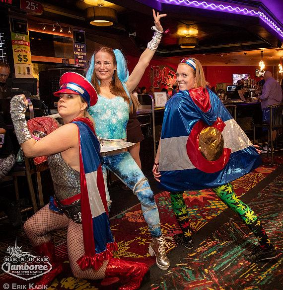 Photo Gallery: The Bender Jamboree at The Plaza Hotel & Casino Day 1