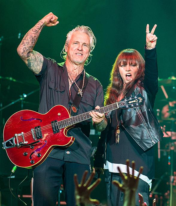 "Pat Benatar and Neil Giraldo to perform ""A Very Intimate Acoustic Evening"" at The Pearl at Palms Casino Resort March 24, 2017"