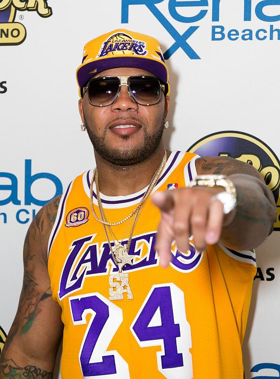 Flo Rida at Rehab Beach Club at Hard Rock Hotel & Casino