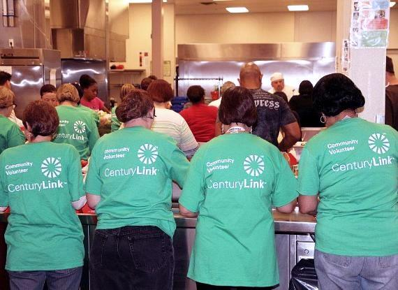 CenturyLink Employees, Communities Participate in National Food Drive