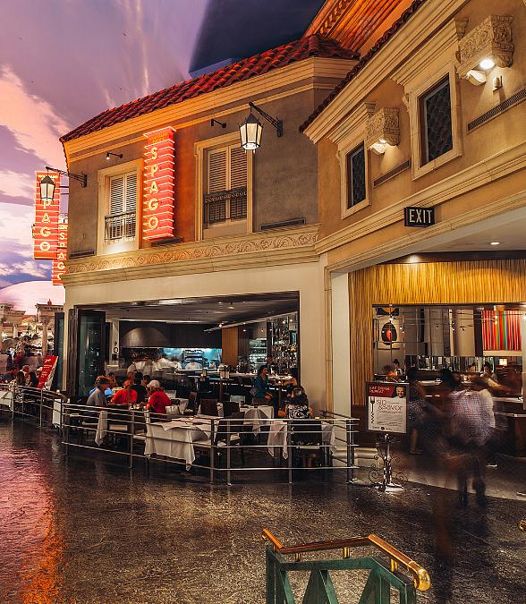 """Wolfgang Puck Fine Dining Group Presents Fifth Annual """"Sip & Savor"""" at Spago Las Vegas September 21"""
