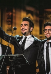 "Il Volo to bring ""Notte Magica -­ A Tribute to the Three Tenors"" Tour to Park Theater at Monte Carlo March 25, 2017"