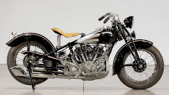 World's Largest Vintage Motorcycle Auction Returns to Las Vegas Jan. 22-26; Mecum Auctions Offer 1,750 Motorcycles at South Point Hotel and Casino