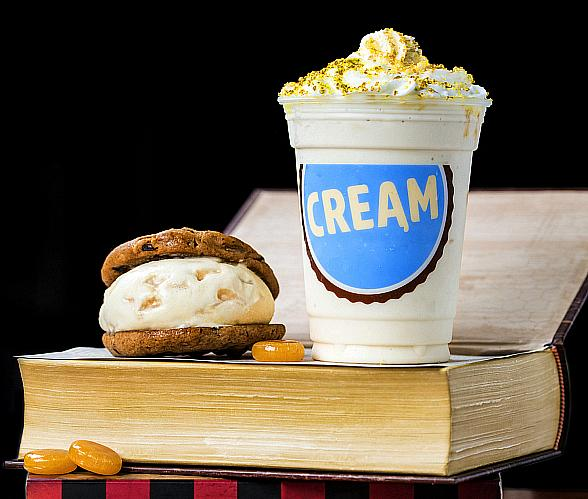CREAM Launches New Butterscotch Flavored Ice Cream at Stores Nationwide