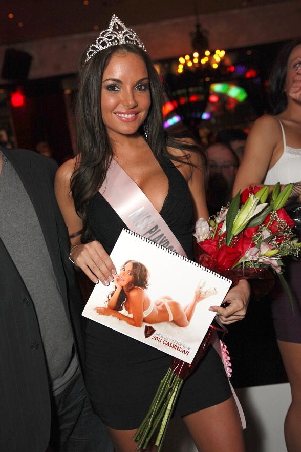 Hillary Fisher Named Miss Playboy Club of the Year