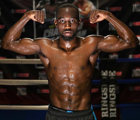 Terence Crawford Enters The Hornet's Nest June 9 in Las Vegas