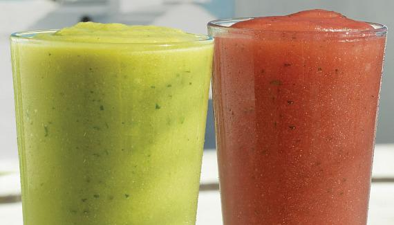 Infused Smoothies