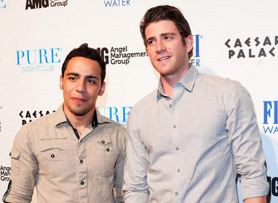 """Victor Rasuk and Bryan Greenberg of HBO's """"How To Make It In America"""" Host at PURE Nightclub"""