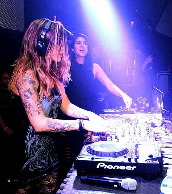 Krewella Perform at DAYLIGHT Beach Club at Mandalay Bay in Las Vegas