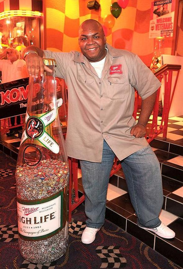 Popular Beer Deliveryman Windell Middlebrooks in Las Vegas