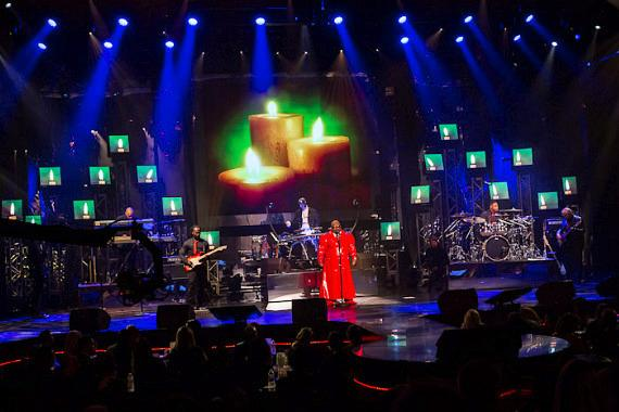 Cee Lo Green performs at Planet Hollywood Resort & Casino