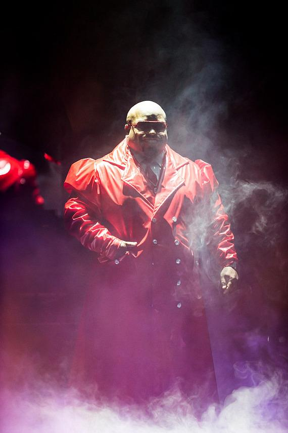 Cee Lo Green appears at Planet Hollywood Resort & Casino