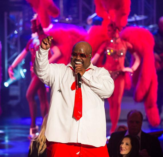 """Cee Lo Green performs in """"Cee Lo and Friends"""" at Planet Hollywood Resort & Casino"""