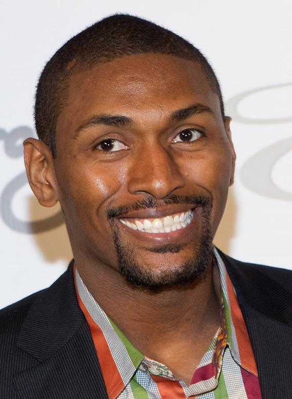 L.A. Laker Ron Artest