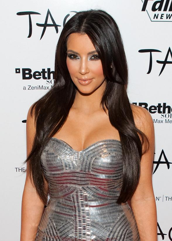 Kim Kardashian Celebrates 30th Birthday at TAO in Las Vegas