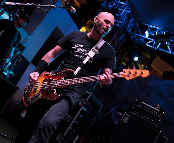 Toadies perform at SOUNDWAVE at Hard Rock Hotel & Casino