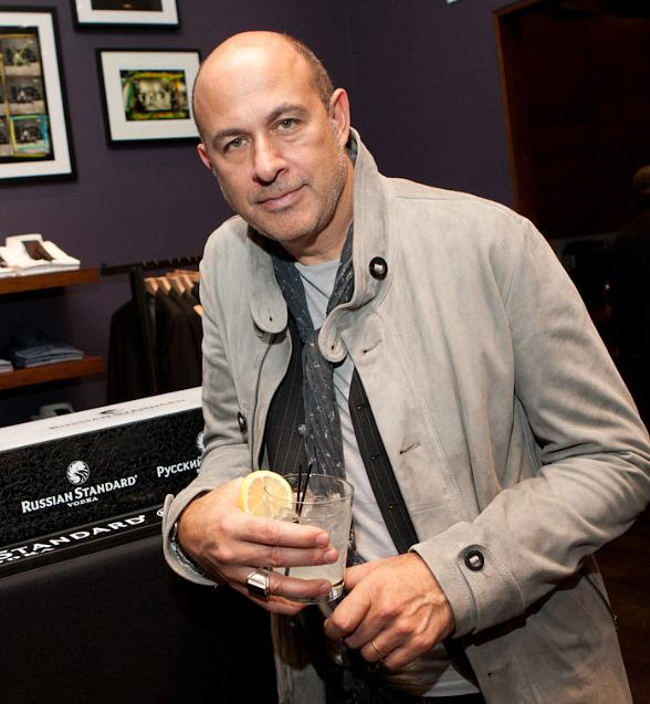 John Varvatos at 10 Year Anniversary Event at Forum Shops in Caesars Palace