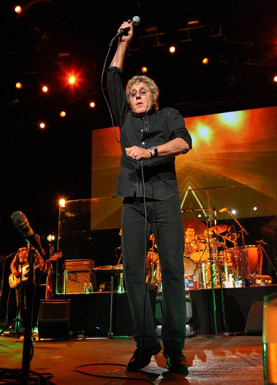 Roger Daltrey performs at The Joint at Hard Rock Hotel & Casino in Las Vegas