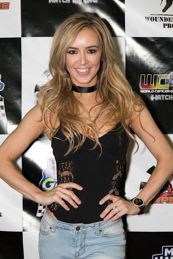 Model and Featured Dancer at FANTASY Mariah Rivera