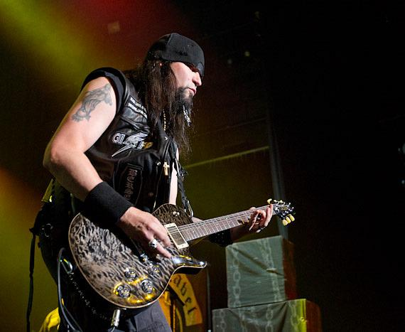 Black Label Society perform at The Joint at Hard Rock Hotel & Casino