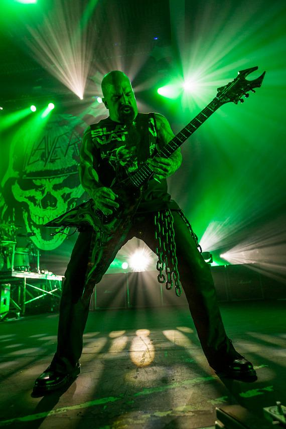 Slayer performs at The Joint in Hard Rock Hotel Las Vegas