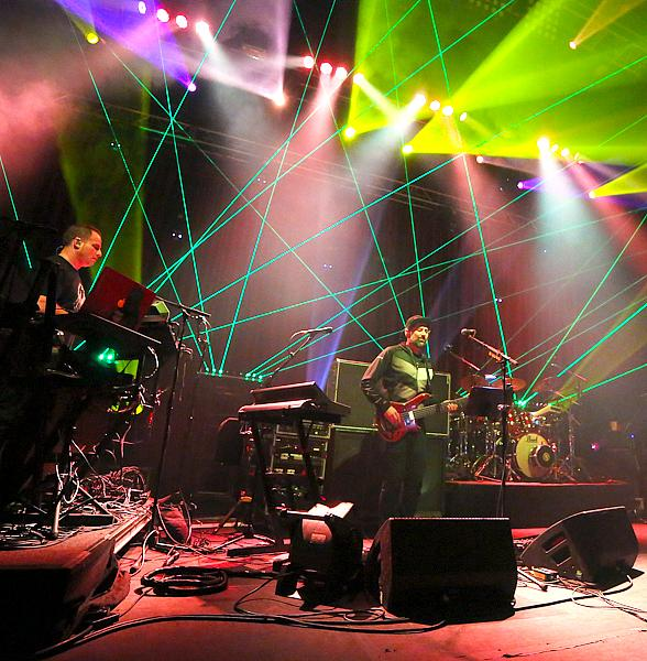 Get to Know the Disco Biscuits Ahead of Their Three-Night Run at Brooklyn Bowl Las Vegas Nov. 1-3