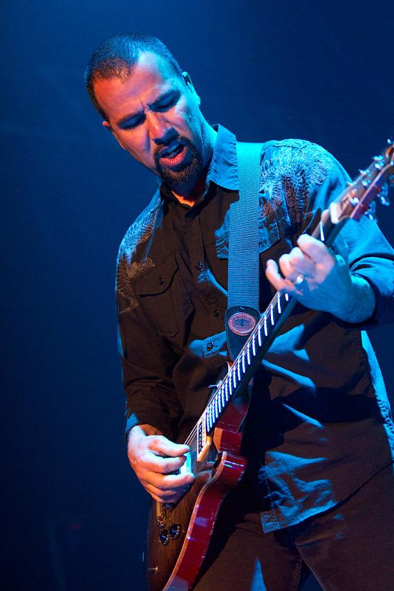 Godsmack performs at the Joint at Hard Rock Hotel in Las Vegas