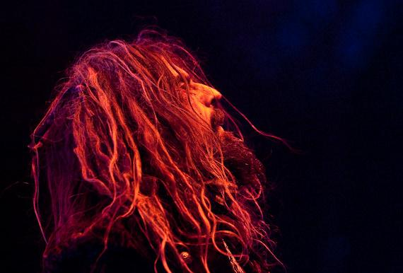 Rob Zombie performs at The Pearl at The Palms