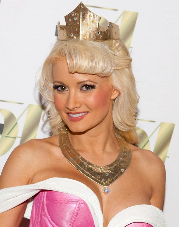 "Holly Madison Hosts Studio 54's 2nd Annual ""Hollyween"""