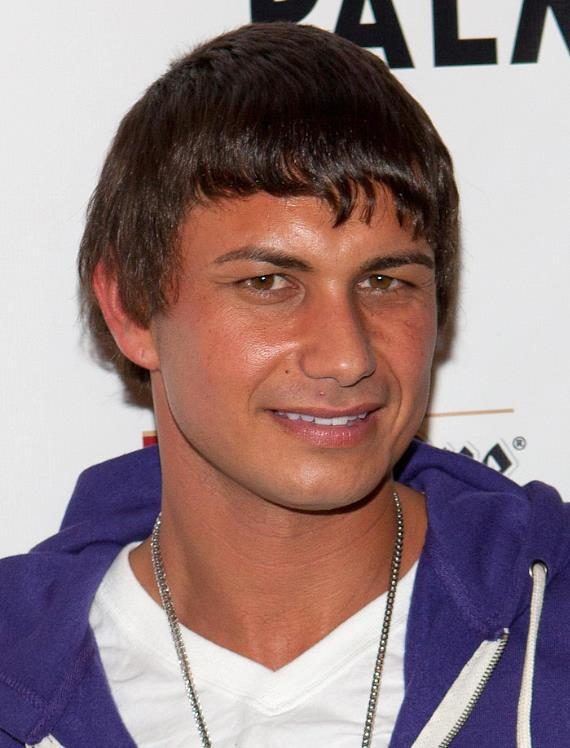 Pauly D Before
