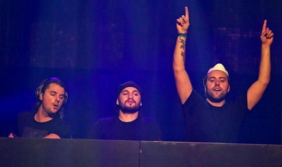 Swedish House Mafia at The Joint