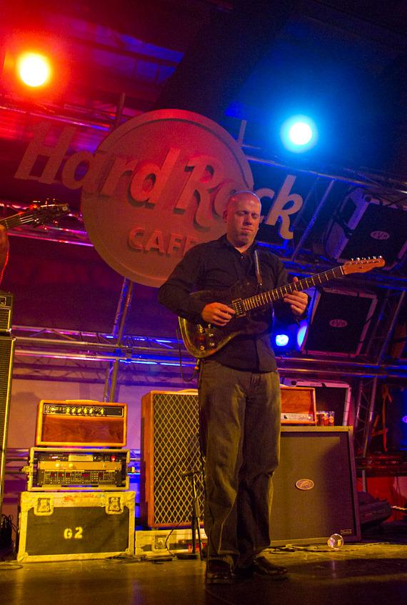 Particle performs 10th Anniversary show at Hard Rock Cafe