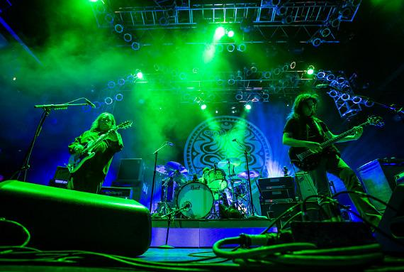 Gov't Mule performs at House of Blues at Mandalay Bay in Las Vegas