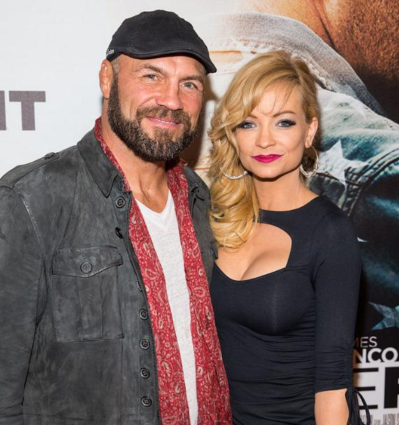 Randy Couture and Guest
