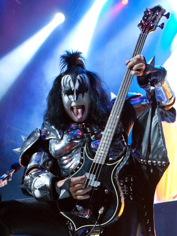KISS Performs at The Pearl at The Palms