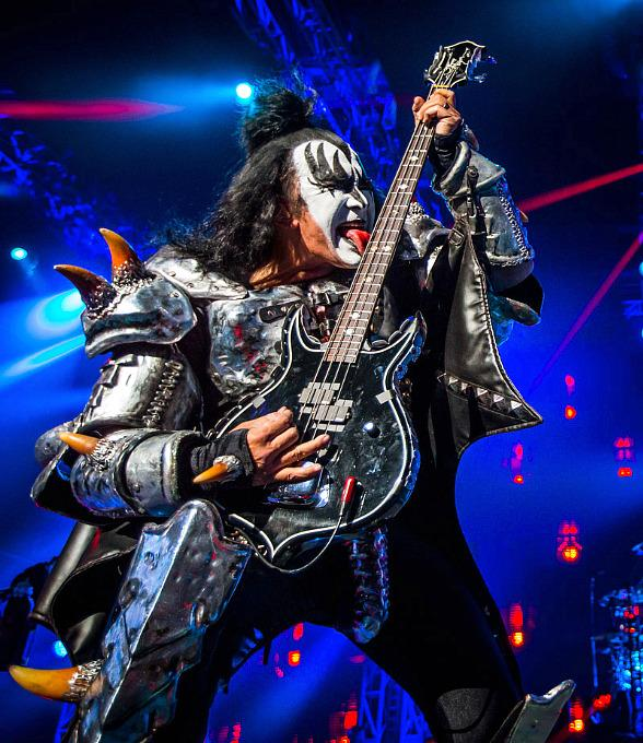 "KISS Brings ""Freedom to Rock"" to Laughlin Event Center, April 22"