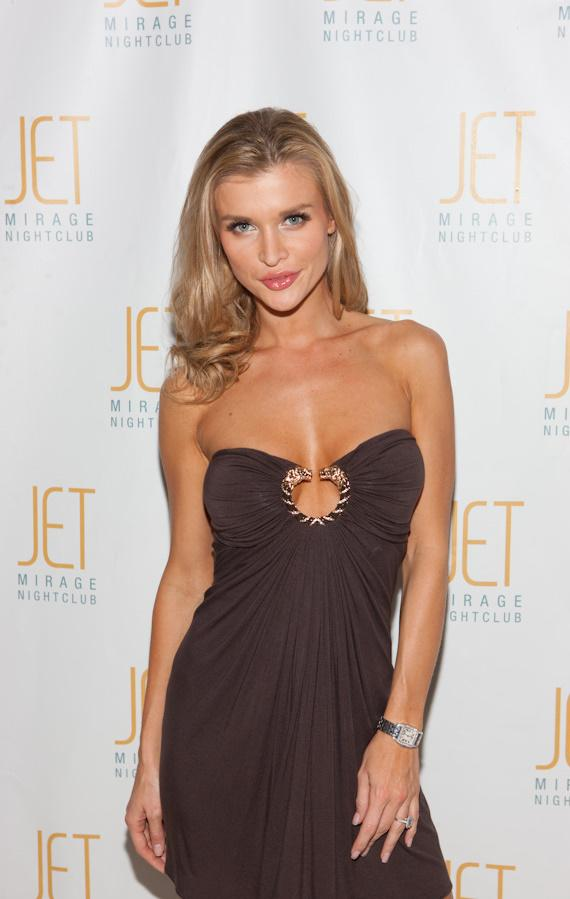 """Dancing With The Stars"" Joanna Krupa at JET Nightclub"
