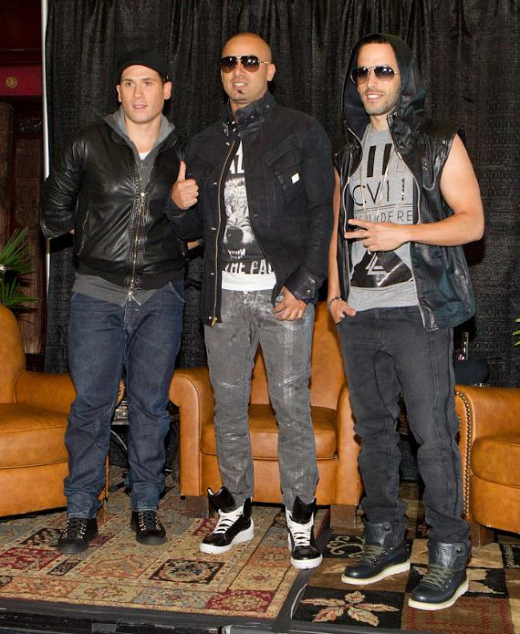 Marc Eko, Wisin and Yandel