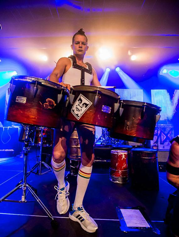 Street Drum Corps Headlined With Celebrity Drummers Tommy