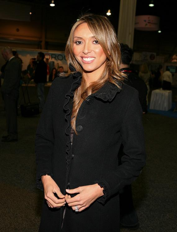 E! News anchor Giuliana Depandi
